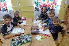 11.10. Kreslení erbů v 1. třídě