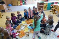 2.10. Hodový piknik v 1. třídě
