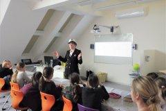 2.3. Titanic - projektová výuka (2.,4. a 5. třída)
