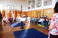 21. 2. 2019 Návštěva ZŠ Milotice - 5. třída