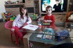 21.3.2020 Domácí pyžamový den - 2. třída