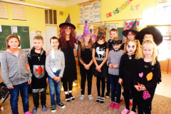 31. 10. 2018 Halloween ve 4. třídě