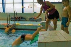 6.2. Plavání - 3.třída